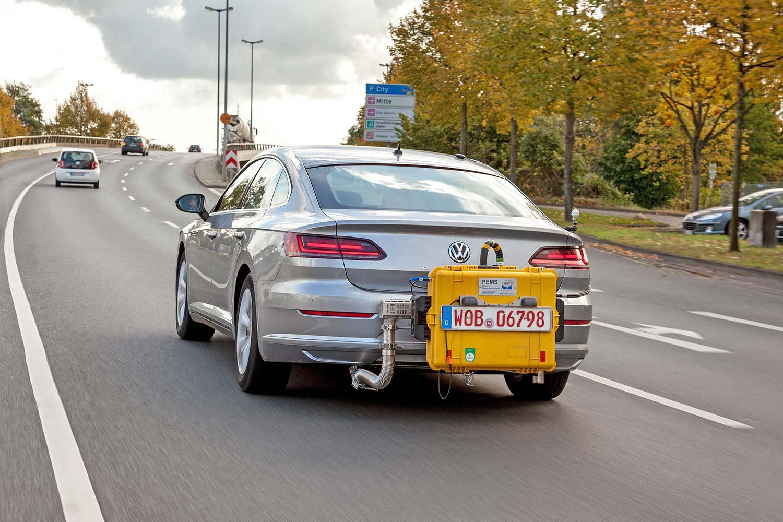 Volkswagen har fått en enorm jobb med å WLTP-teste alle modellene. (Foto: VW)