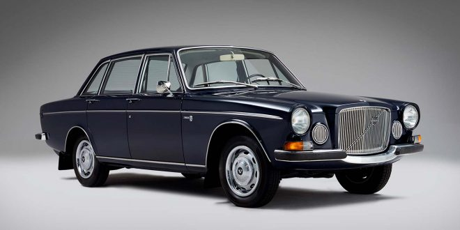 Volvo 164 runder 50 år 26. august. (Alle foto: Volvo)