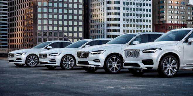 Volvo-salget øker i USA, men Donald Trump kan felle krok på svenskene. (Foto: Volvo)