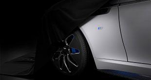 Aston Martin har sluppet mer informasjon rundt den første ebilen, Rapide E. (Foto: Aston Martin)