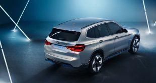 Som det første landet i verden er det nå mulig å reservere en BMW iX3 i Norge. (Foto: BMW)