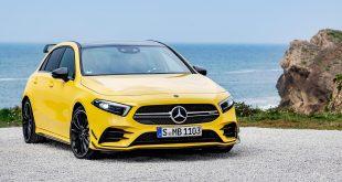 Mercedes kommer med tre verdenspremiere til Paris Motor Show. (Alle foto: Mercedes)