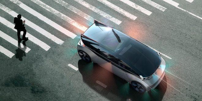 Hva betyr det at en bil en autonom og tilkoblet? (Foto: Volvo)