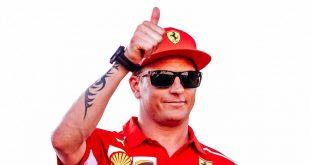 Kimi Räikkönen forlater Ferrari og kjører for Sauber kommende sesong. (Begge foto: Ferrari)