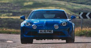Alpine A110 stakk av med tittelen som årets sportsbil. (Alle foto: Alpine)