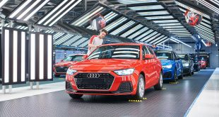Audi A1 er delvis utviklet av Seat, og skal nå settes sammen i Spania. (Foto: Seat)