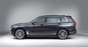 BMW kommer med sjuseters X-modell. (Alle foto: BMW)