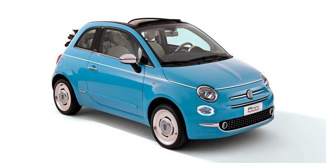 Fiat hedrer nå en 500-modell som kom i 1958, og gjør det med stil. (Alle foto: Fiat)