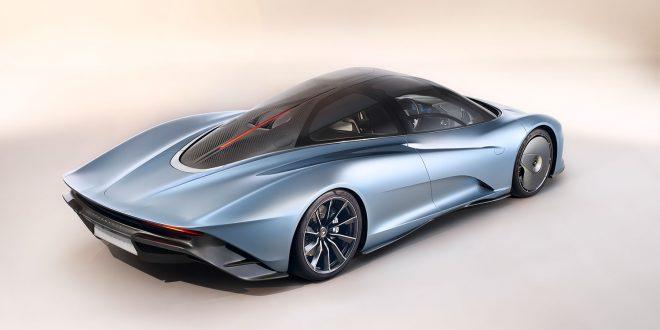 McLaren Speedtail er en av verdens raskeste biler. (Alle foto: McLaren)
