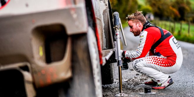Mads Østberg er ikke en av de to førerne som Citroën satser på neste år. (Begge foto: Citoën)