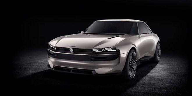 Dette er faktisk en selvkjørende elbil med drøy rekkevidde. (Alle foto: Peugeot)