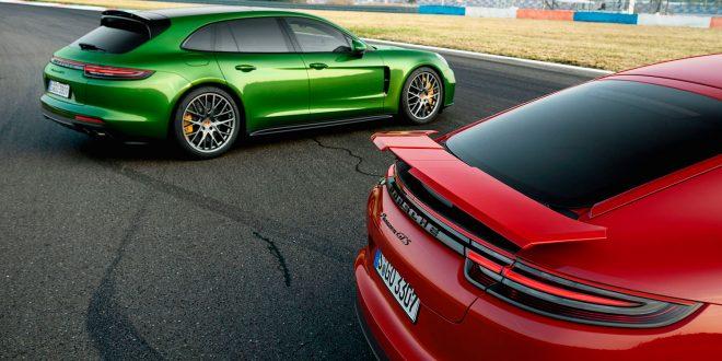 Porsche utvider Panamera med to GTS-modeller. (Alle foto: Porsche)