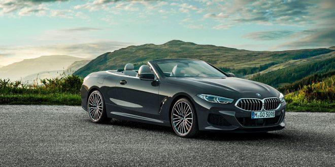 BMW har avduket en ny 8-serie, og denne gang er den toppløs. (Alle foto: BMW)
