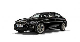 Dette er tidenes raskeste 3-serie, M340i. (Alle foto: BMW)