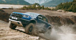 Ford Norge har satt prisen for en Ranger Raptor. (Alle foto: Ford)