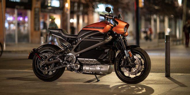 Harley-Davidson kommer med el-motorsykler. Og den høres ut som... tja. (Alle foto: H-D)