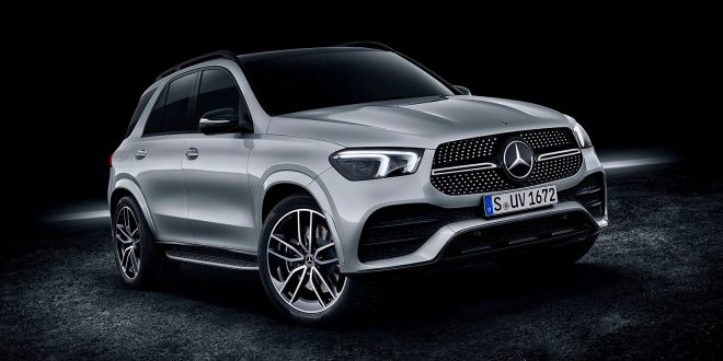 Mercedes GLE kommer som en plug-in hybrid med drøy elektrisk rekkevidde. (Alle foto: Mercedes)