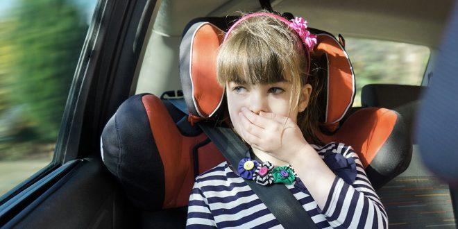 Dette er ikke noe moro når man sitter i en bil. Men i framtiden slipper vi kanskje unna bilsyken? (Foto: Ford)