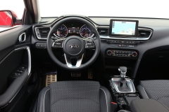 Kia Ceed 1.4 T-GDI 7 DCT transmission 140hp Track Red 27