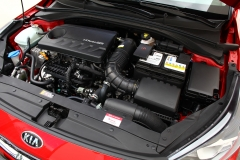 Kia Ceed 1.4 T-GDI 7 DCT transmission 140hp Track Red 42