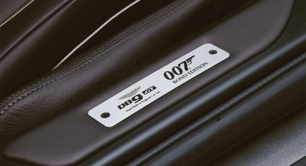DB9 GT Bond