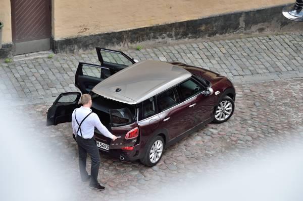 BMW Clubman
