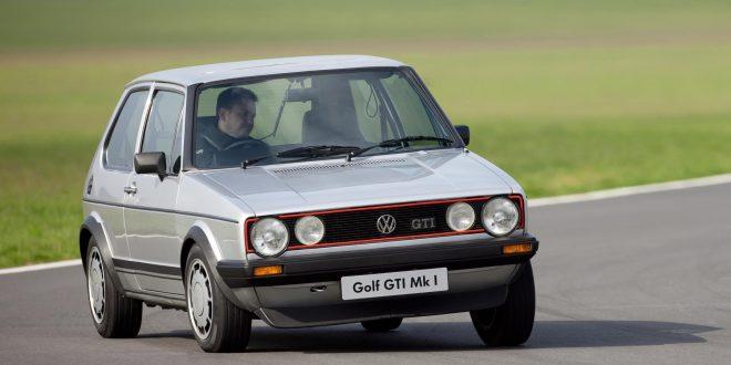 Det er over 40 år siden Volkswagen Golf GTI kom.