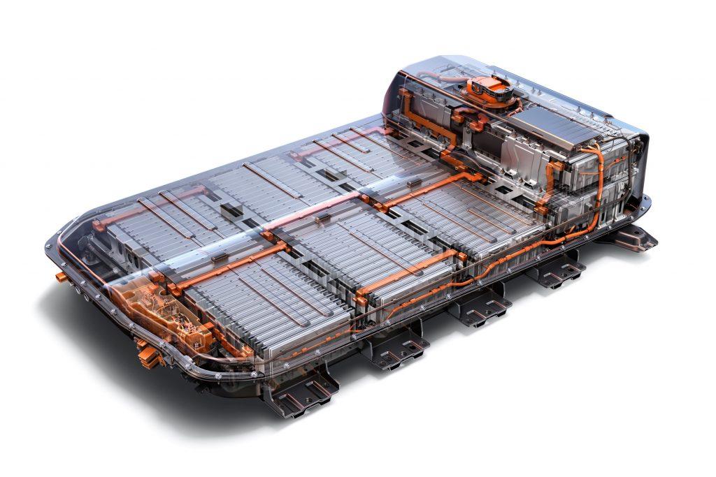 Slik ser batteripakken ut.