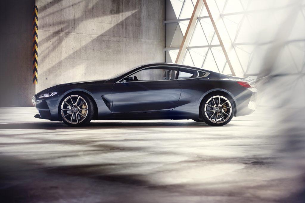Ja, denne minner utvilsomt om andre sportsbiler. Men det er en BMW.