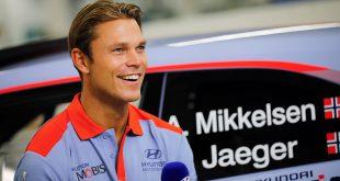 Andreas Mikkelsen har signert en kontralkt med Hyundai ut 2019-sesongen. (Foto: Hyundai)