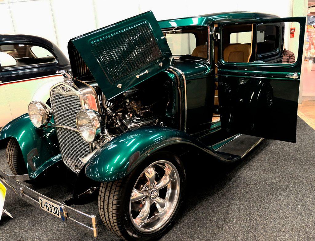 En helt perfekt Ford Tudor 1930-modell. Denne snur du deg etter!