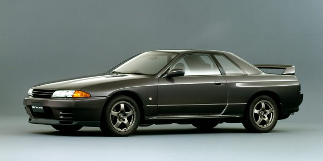 Nissan vil holde liv i den legendariske R32 Skyline GT-R. Og det skjønner vi godt. (Foto: Nissan)
