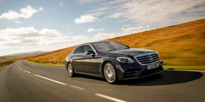 Mercedes-Benz har aldri solgt så mange biler som i 2017. (Foto: Mercedes)