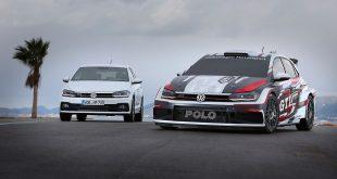 Volkswagen Polo GTI R5 er ment for rally, så om du ønsker en gateversjon er den vanlige Polo GTI veien å gå. (Alle foto: Volkswagen)