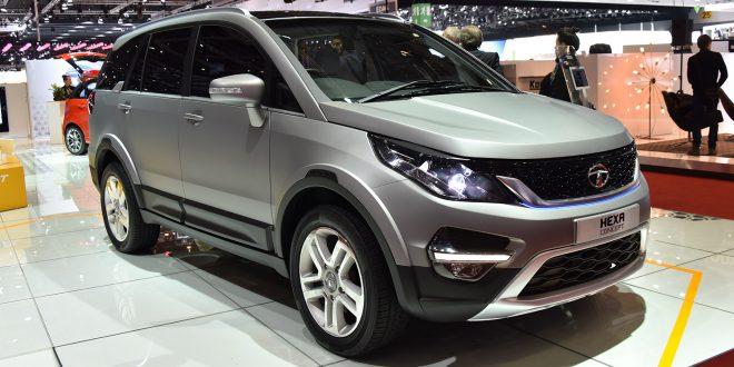 Tata øker prisene på alle sine kjøretøy fra og med januar 2018. (Foto: Tata)