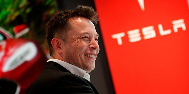 Elon Musk. (Pressebilde)