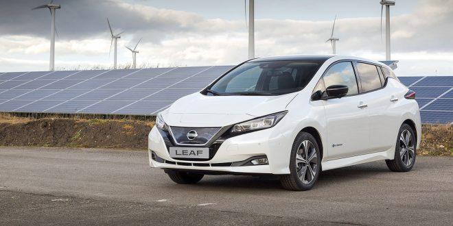 Nissan sier at de vil bruke teknologi som ProPilot, ADAS og e-parkering som finnes i for eksempel Leaf til modeller som selges i Kina. (Foto: Nissan)