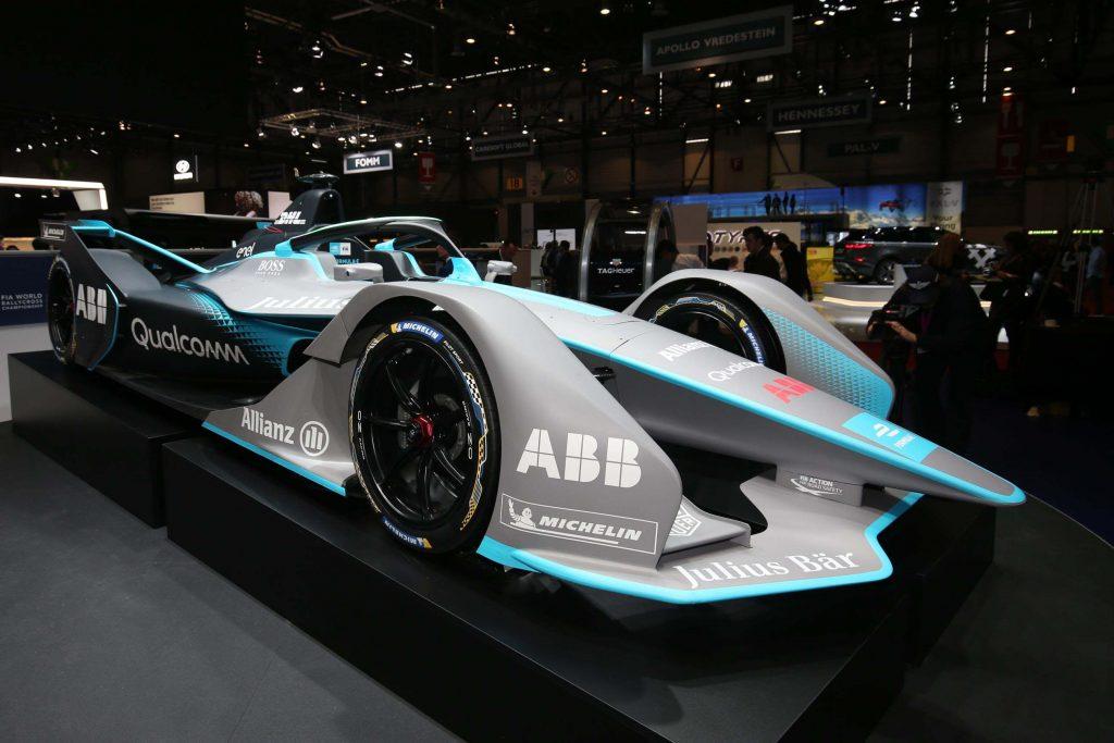 Formula E - Gen2 car