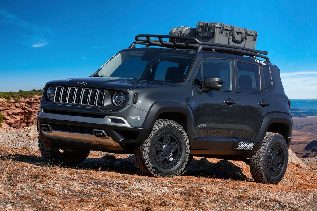 Jeep B-Ute Concept.