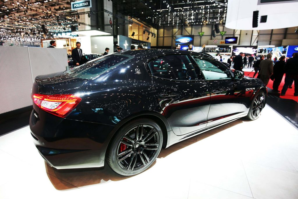 Maserati Ghibli Nerissimo Edition 2018