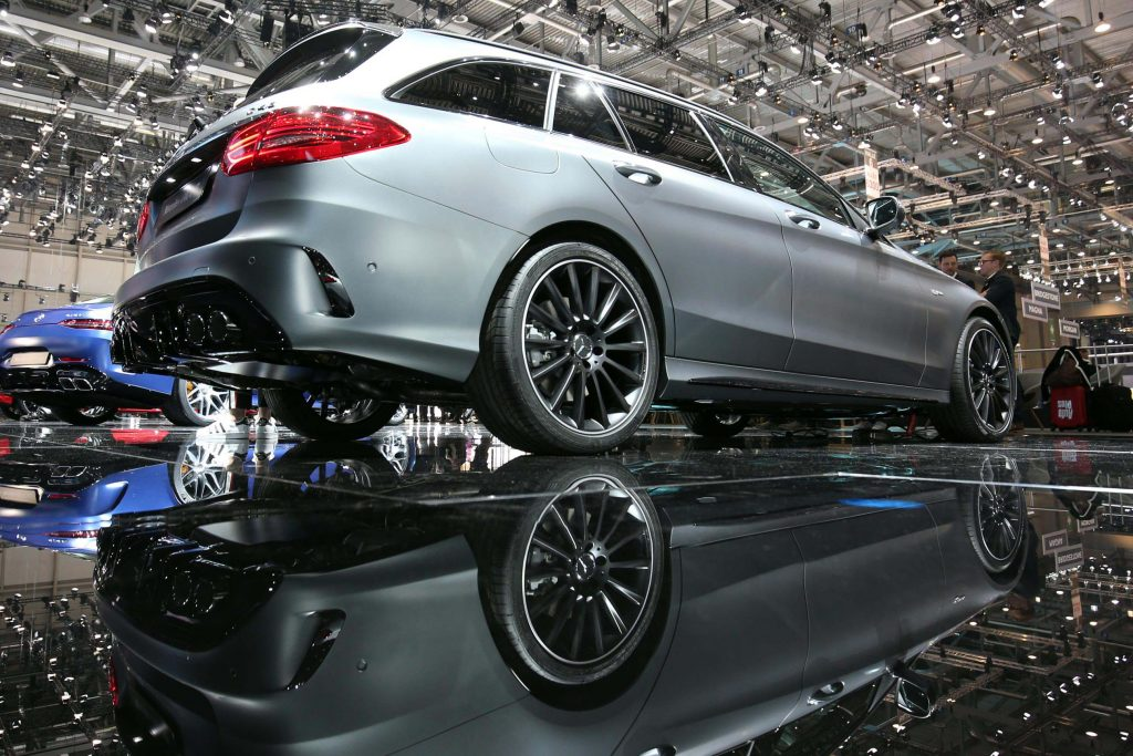 Mercedes-AMG C 43