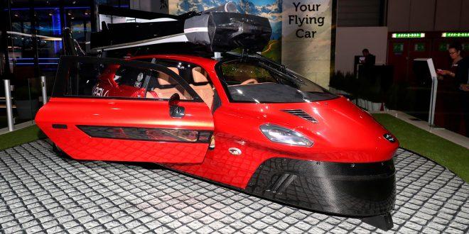 Pal-V blir verdens første flyvende bil som kommer i produksjon. (Foto: GMS)