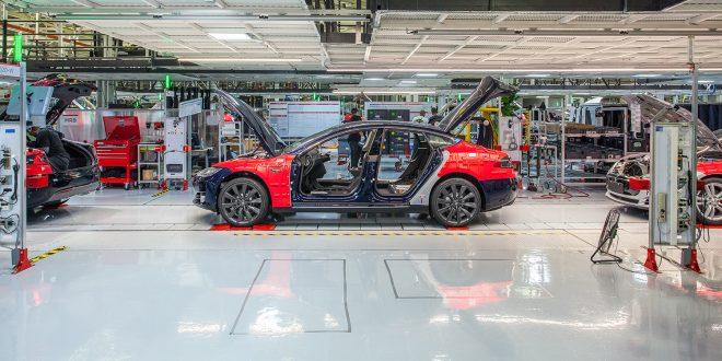 Tesla tapte seg med hele 30 milliarder kroner tirsdag. (Foto: Tesla)