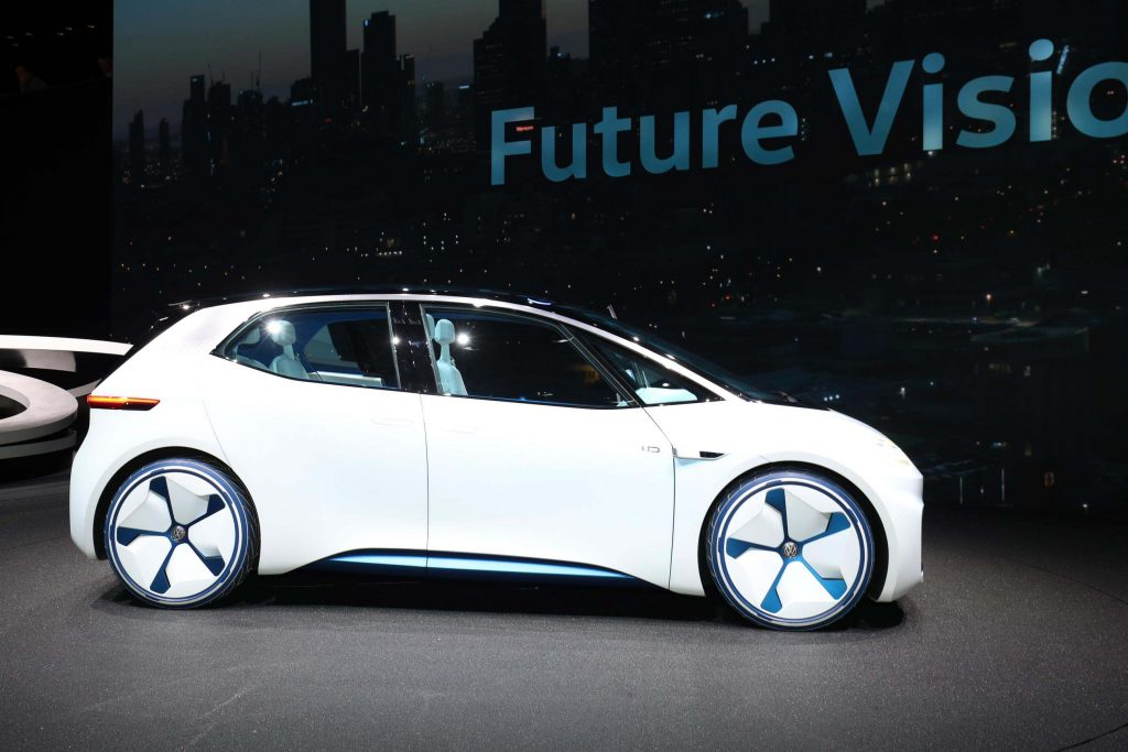Volkswagen Future Vision