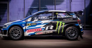 Denne bilen skal sørge for at Petter Solberg oog Johan Kristoffersson høster mer suksess i WRX. (Alle foto: VW)