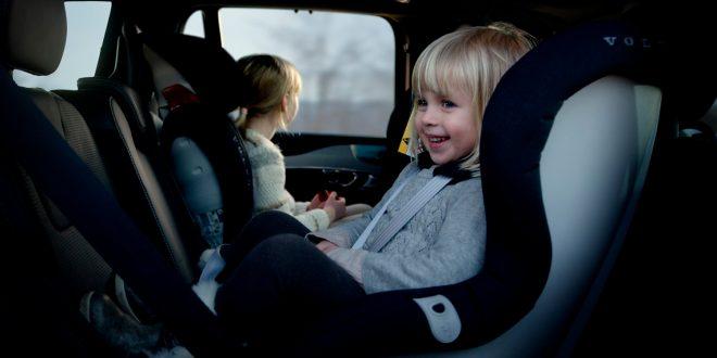 Norge har det laveste antall drepte i trafikken under 15 år. (Illustrasjonsfoto: Volvo)
