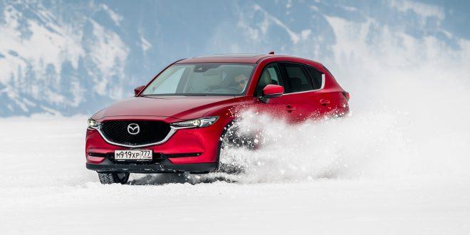 Mazda satte ny salgsrekord for tredje året på rad. Her den nye CX-5. (Foto: Mazda)