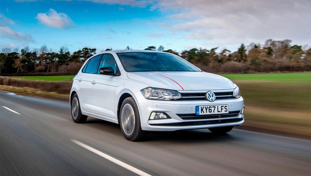 Årets urbane bil, Volkswagen Polo. (Foto: VW)