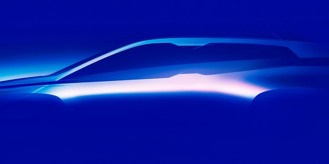 Dette er BMW iNext, en selvkjørende elbil som skal produseres fra 2021. (Begge foto: BMW)