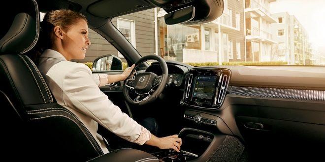 Volvo og Google skal samarbeide enda tettere med neste generasjon infotainment-system. (Foto: Volvo)